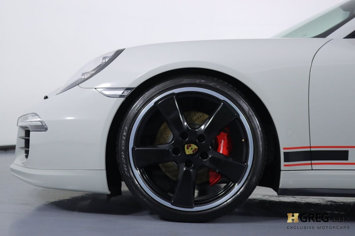 2016 Porsche 911 Carrera GTS #23