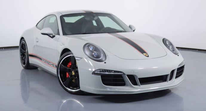 2016 Porsche 911 Carrera GTS #0