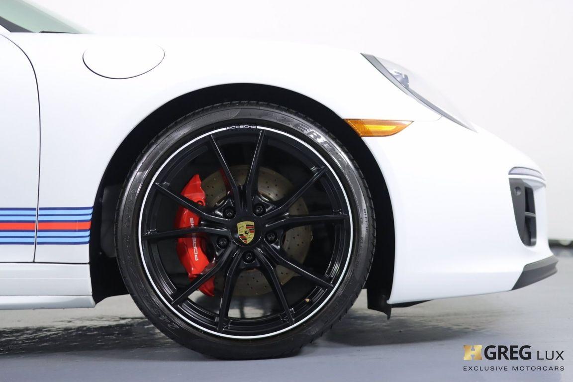 2019 Porsche 911 Targa 4 GTS #11