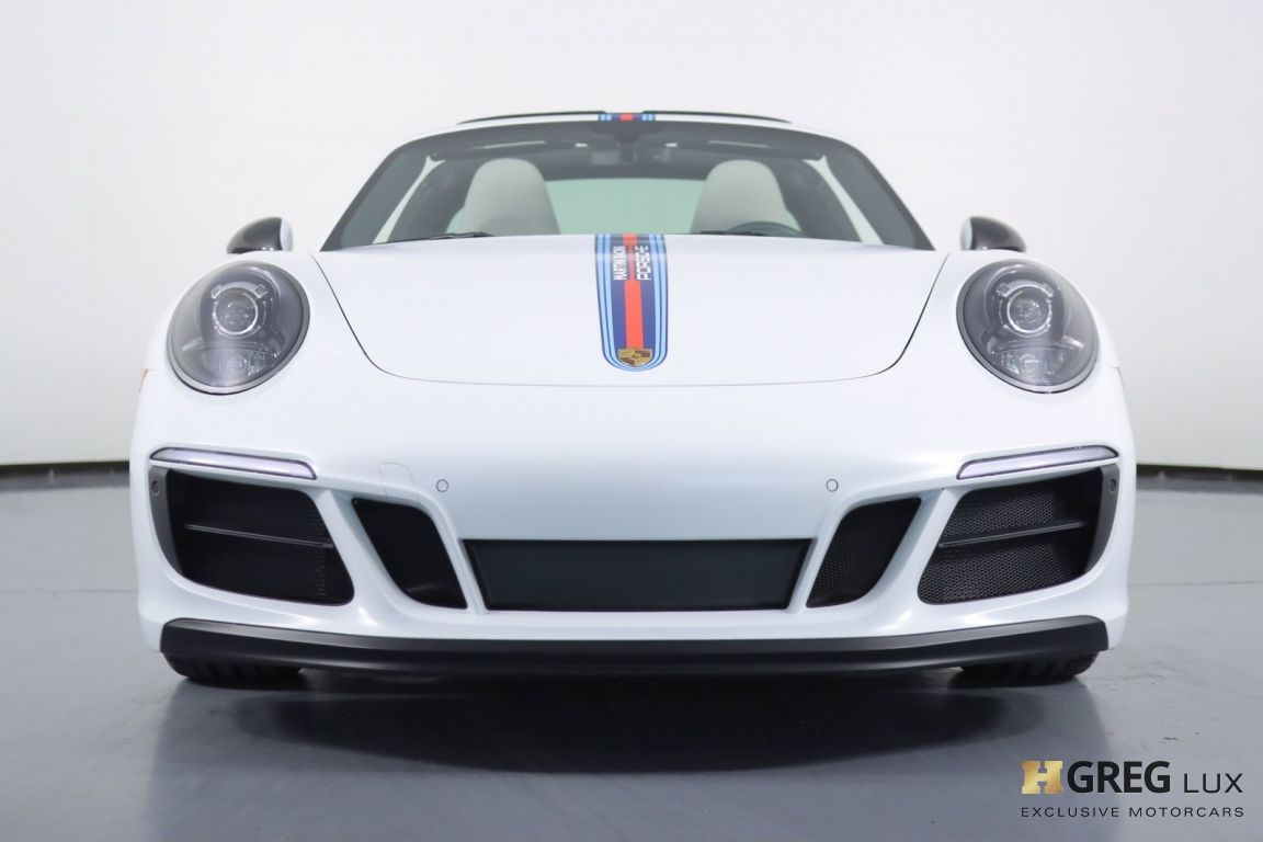 2019 Porsche 911 Targa 4 GTS #3