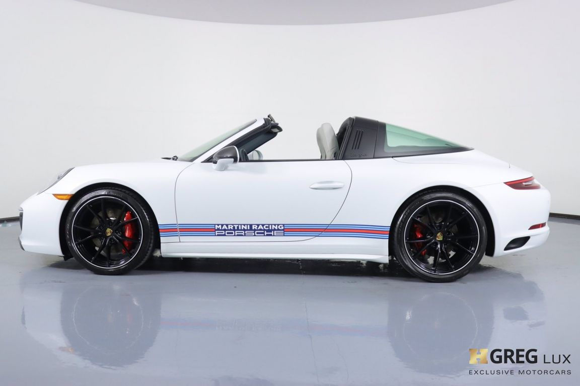 2019 Porsche 911 Targa 4 GTS #21