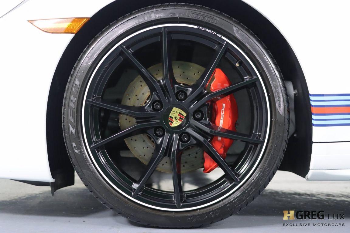 2019 Porsche 911 Targa 4 GTS #23