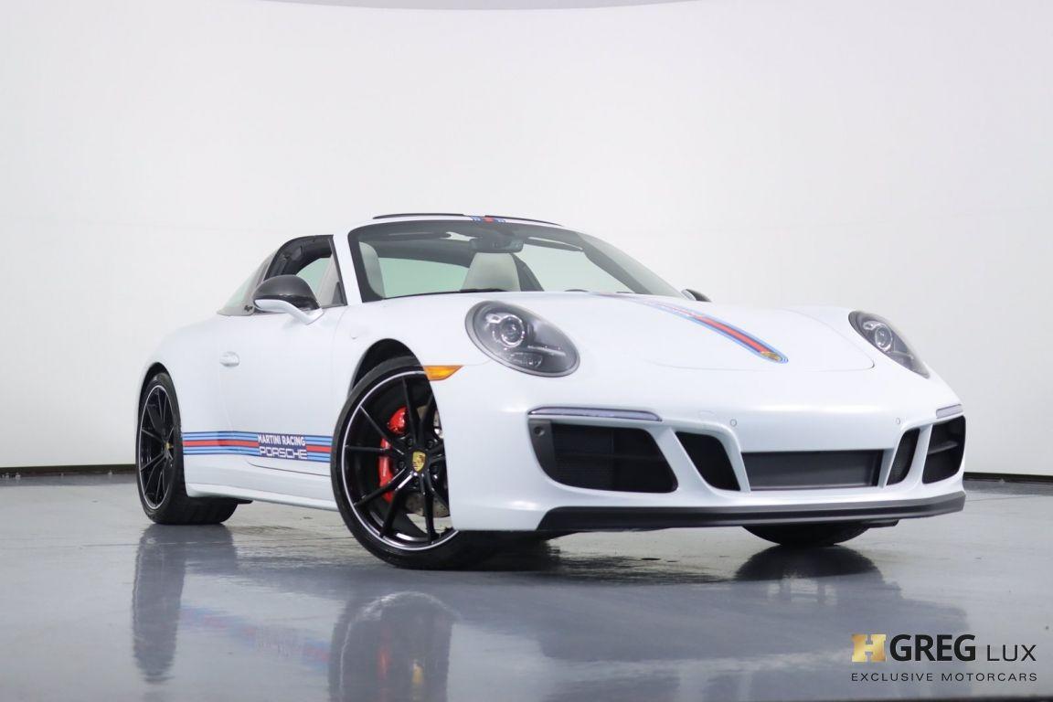 2019 Porsche 911 Targa 4 GTS #26
