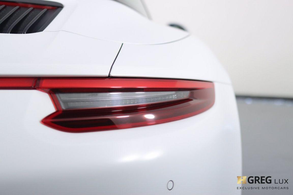 2019 Porsche 911 Targa 4 GTS #18