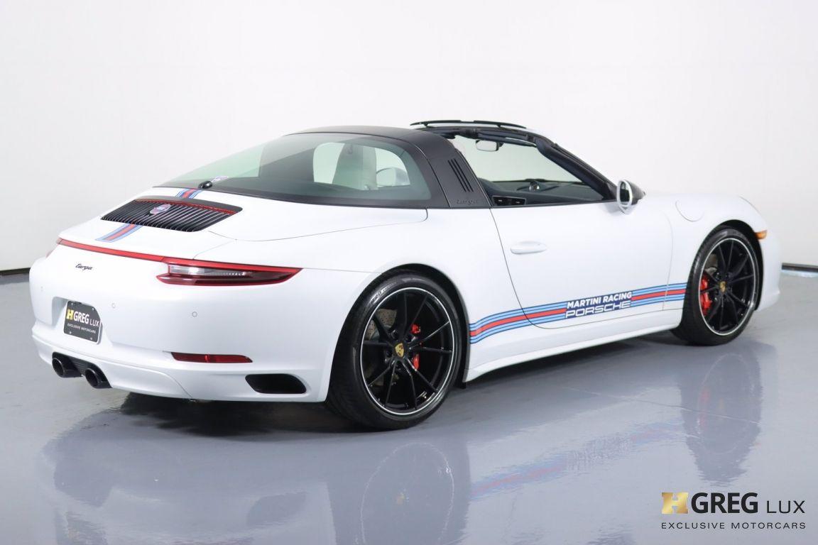 2019 Porsche 911 Targa 4 GTS #15