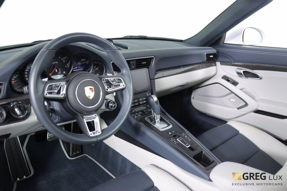 2019 Porsche 911 Targa 4 GTS #1