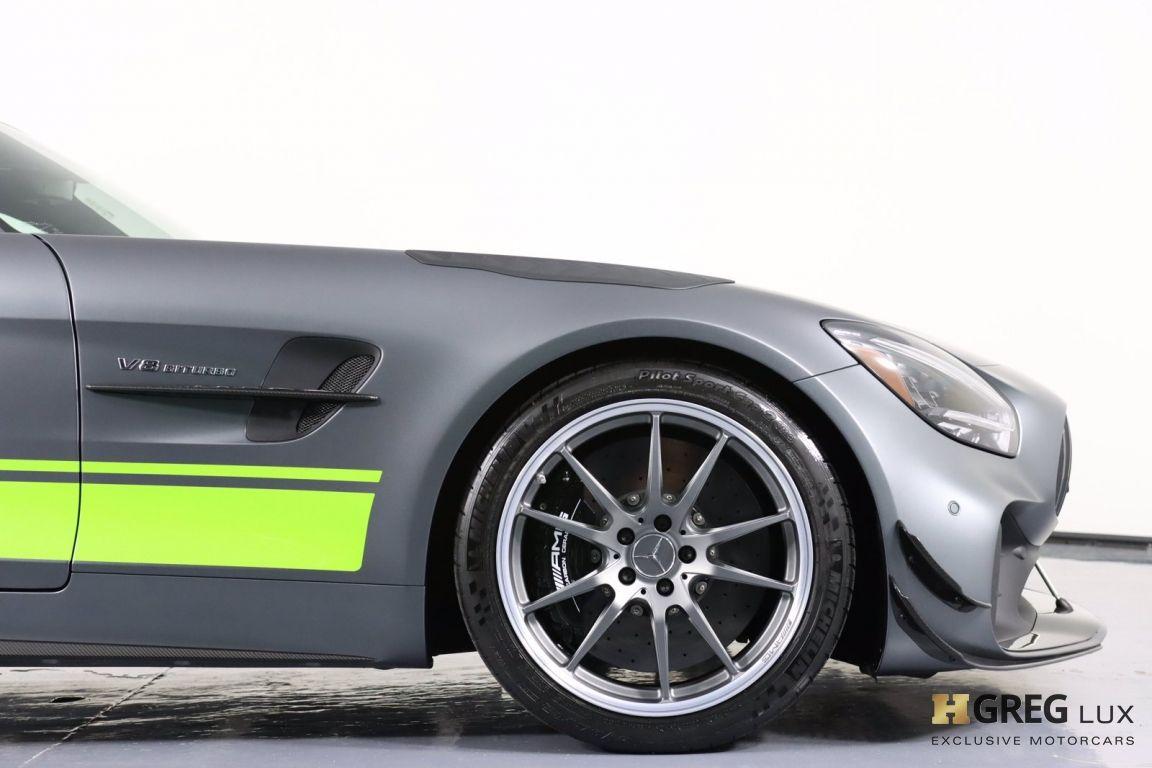 2020 Mercedes Benz AMG GT AMG GT R #12