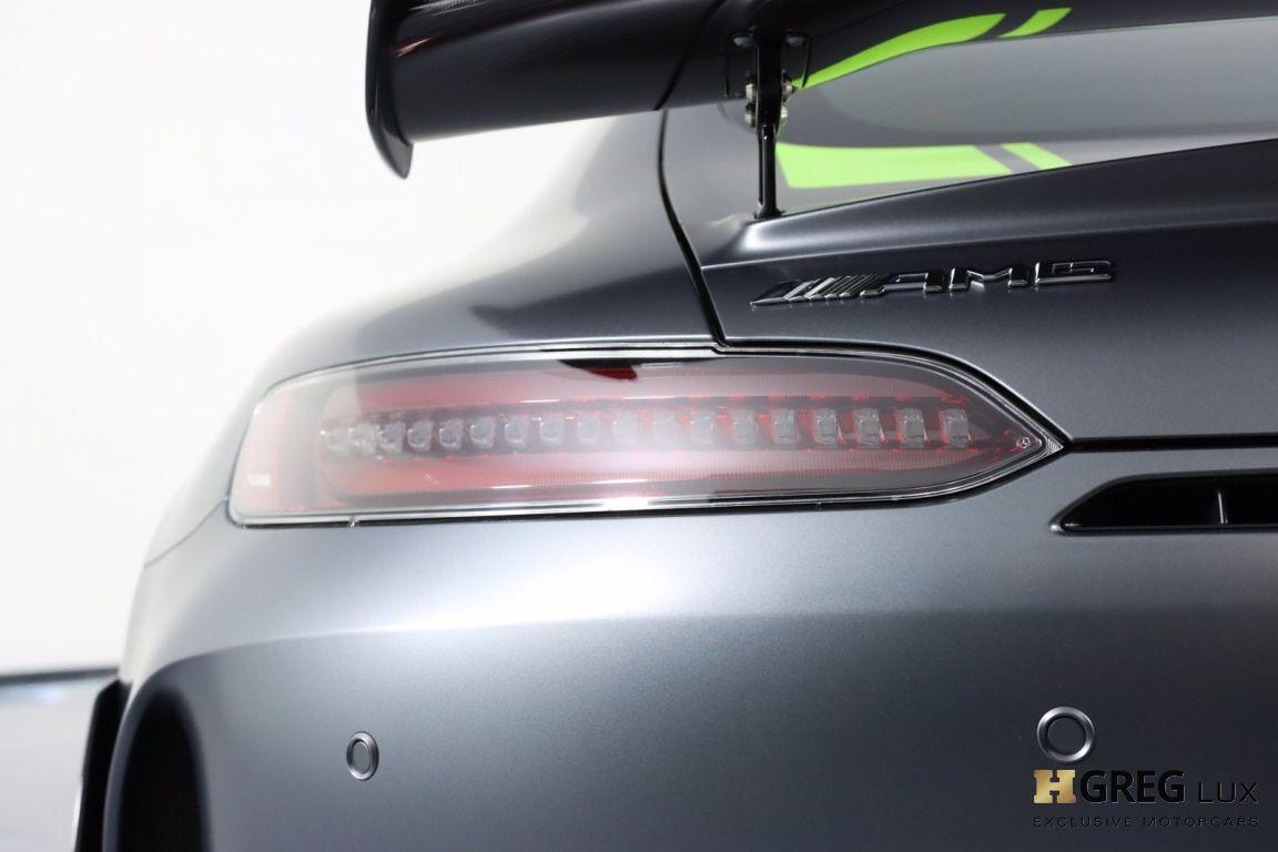 2020 Mercedes Benz AMG GT AMG GT R #22