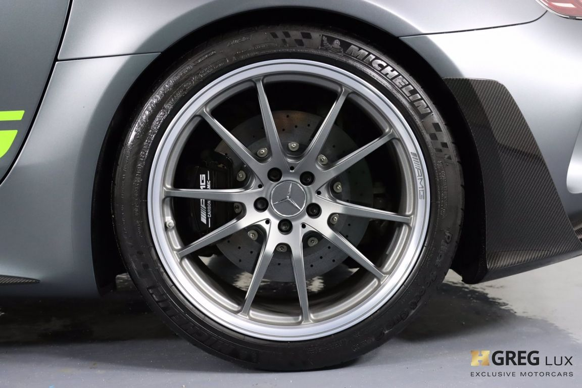 2020 Mercedes Benz AMG GT AMG GT R #34