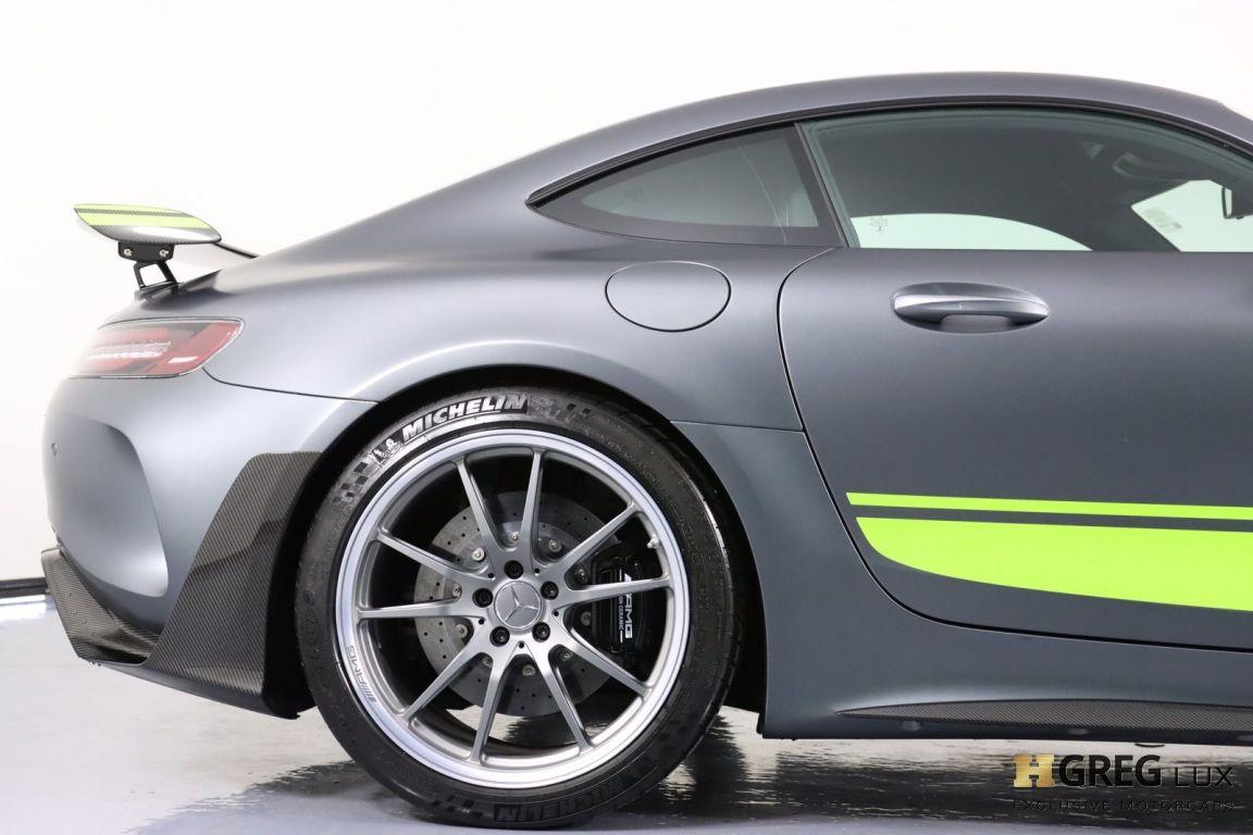 2020 Mercedes Benz AMG GT AMG GT R #17