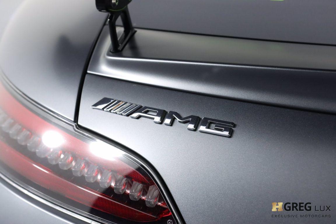 2020 Mercedes Benz AMG GT AMG GT R #26