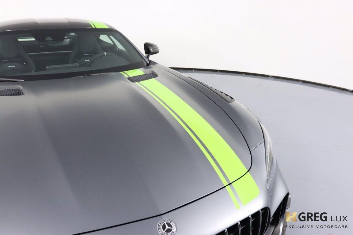 2020 Mercedes Benz AMG GT AMG GT R #7