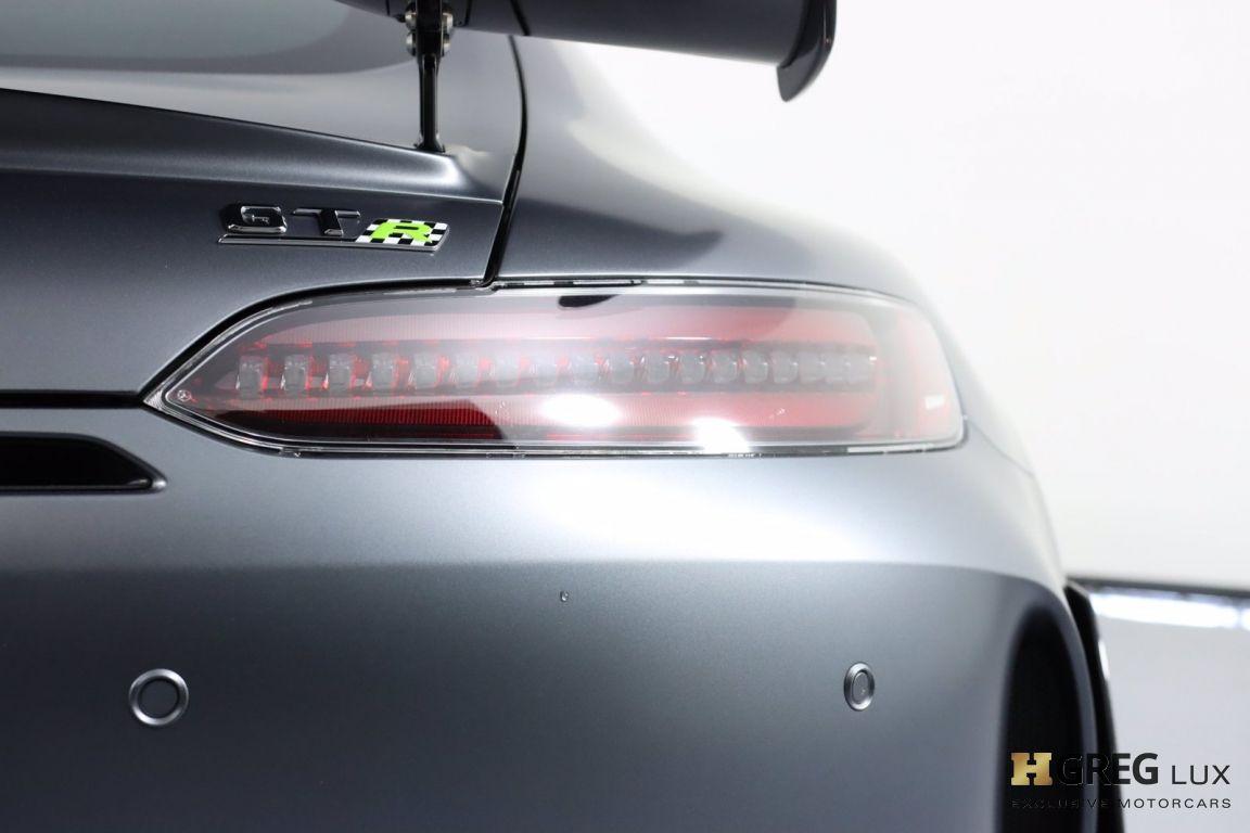 2020 Mercedes Benz AMG GT AMG GT R #23