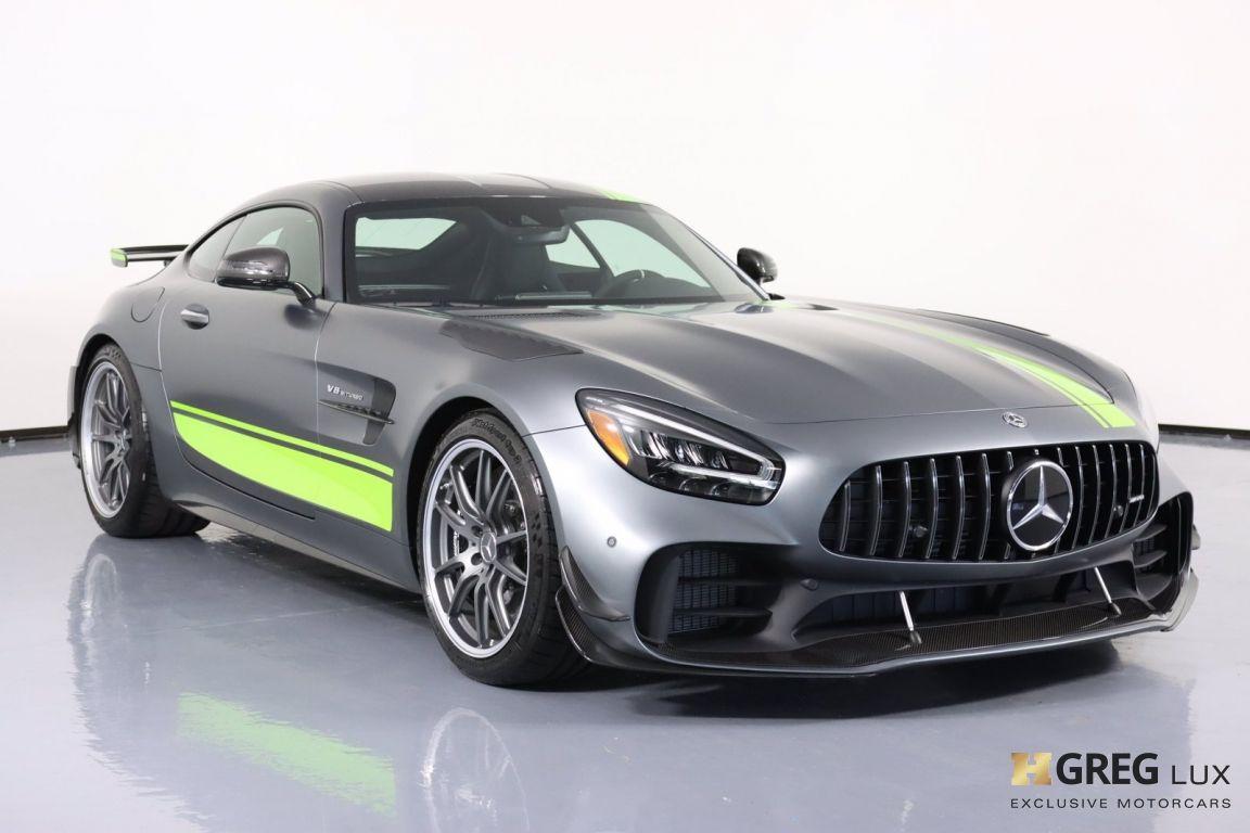 2020 Mercedes Benz AMG GT AMG GT R #10