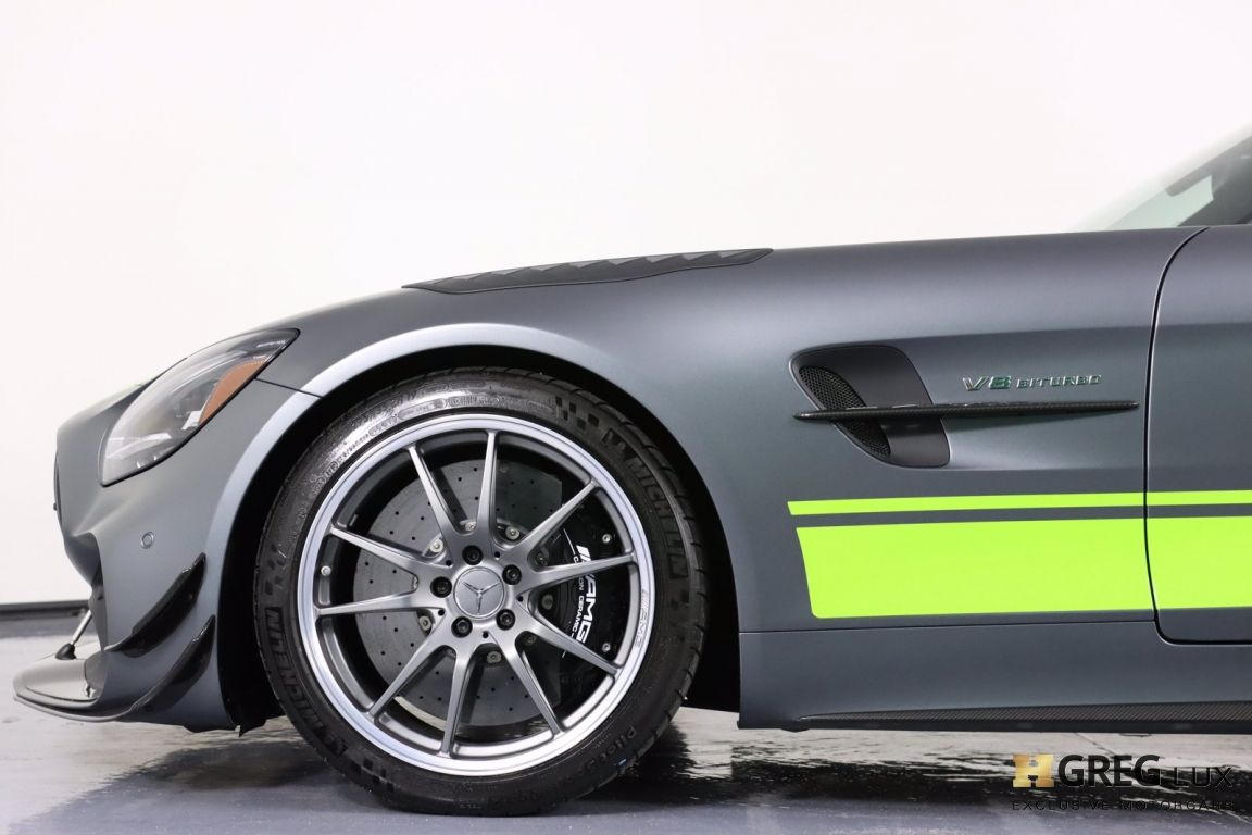 2020 Mercedes Benz AMG GT AMG GT R #30