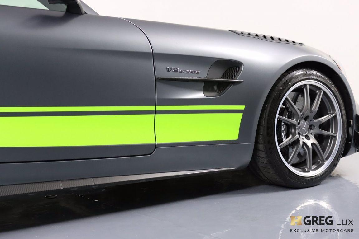 2020 Mercedes Benz AMG GT AMG GT R #16