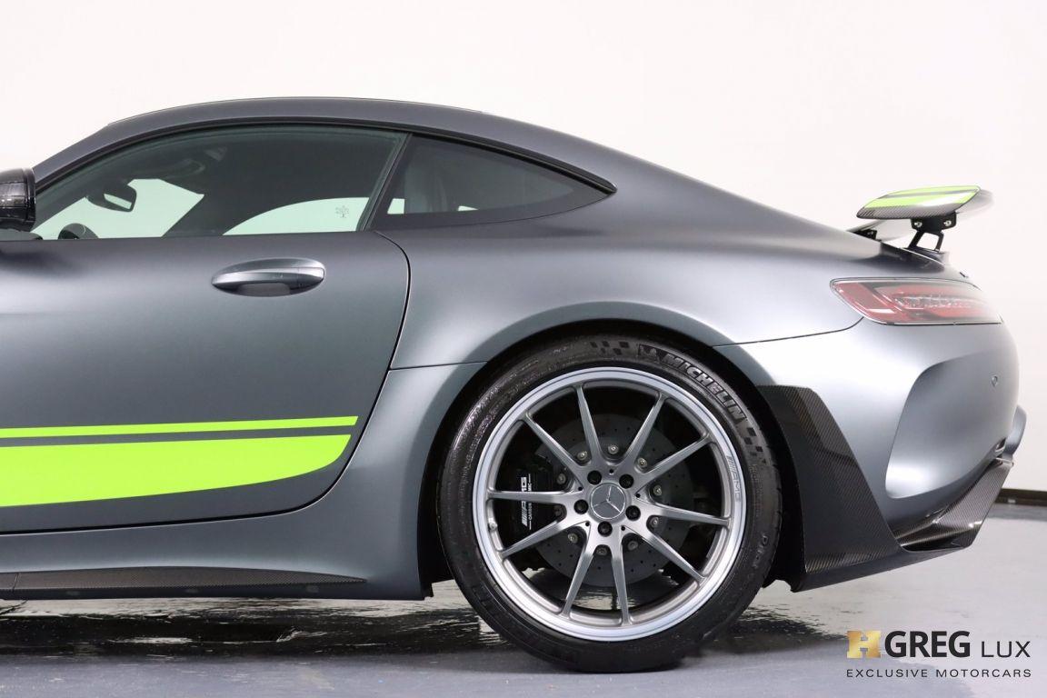 2020 Mercedes Benz AMG GT AMG GT R #33
