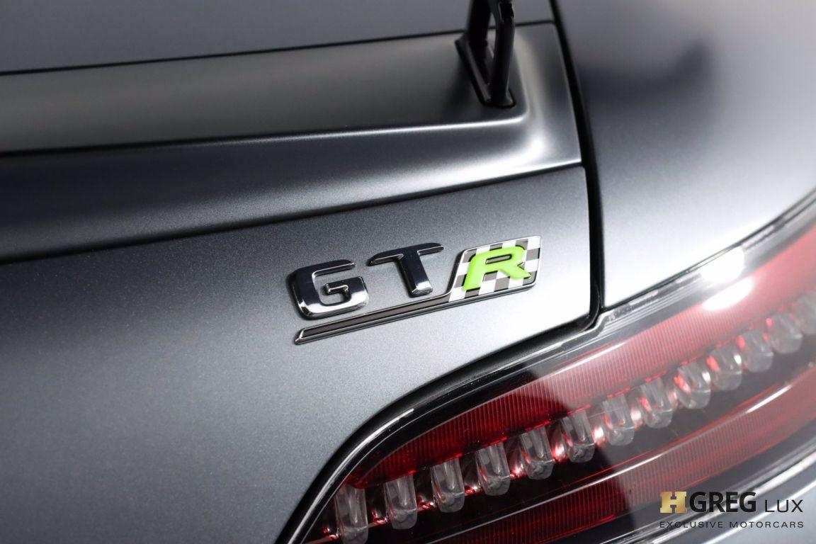 2020 Mercedes Benz AMG GT AMG GT R #25