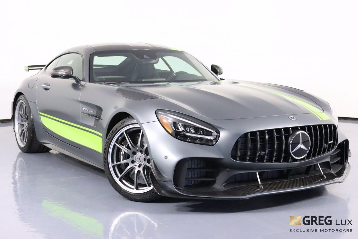 2020 Mercedes Benz AMG GT AMG GT R #0