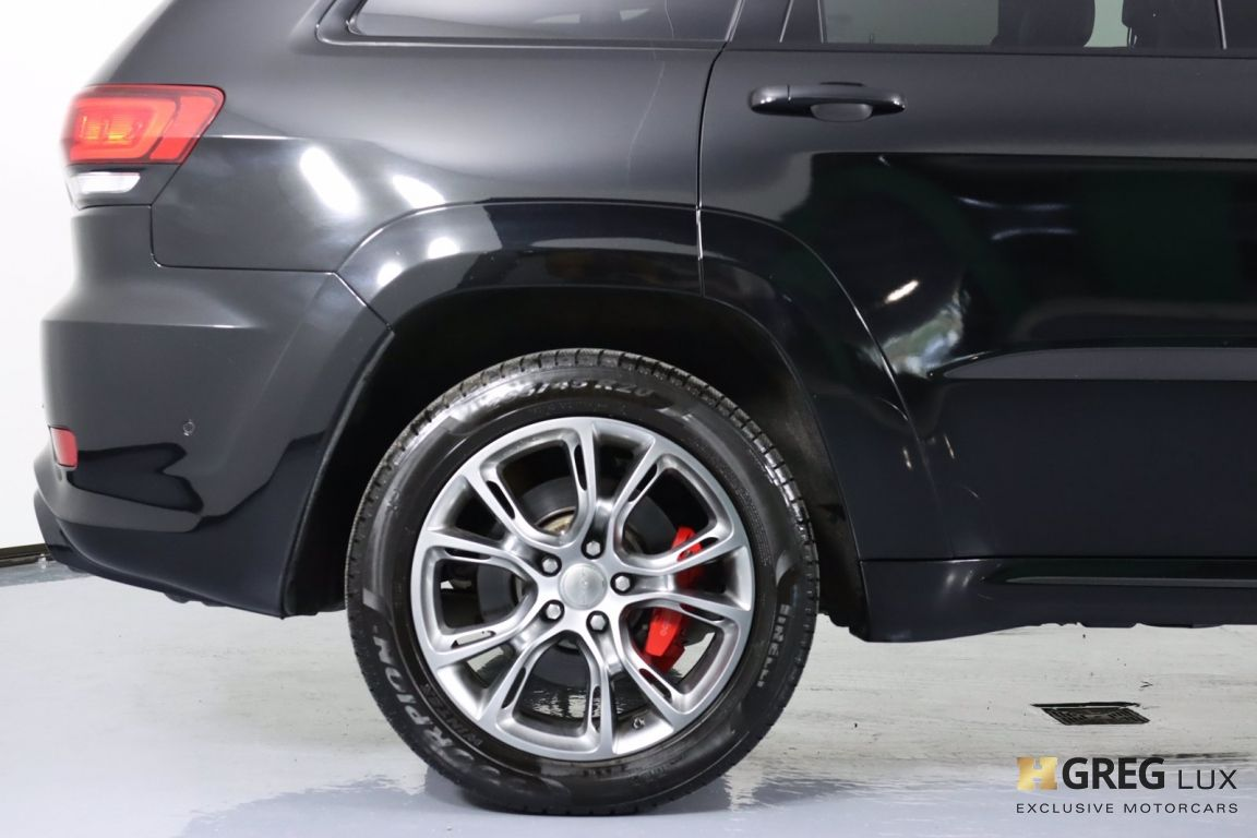 2018 Jeep Grand Cherokee SRT #15