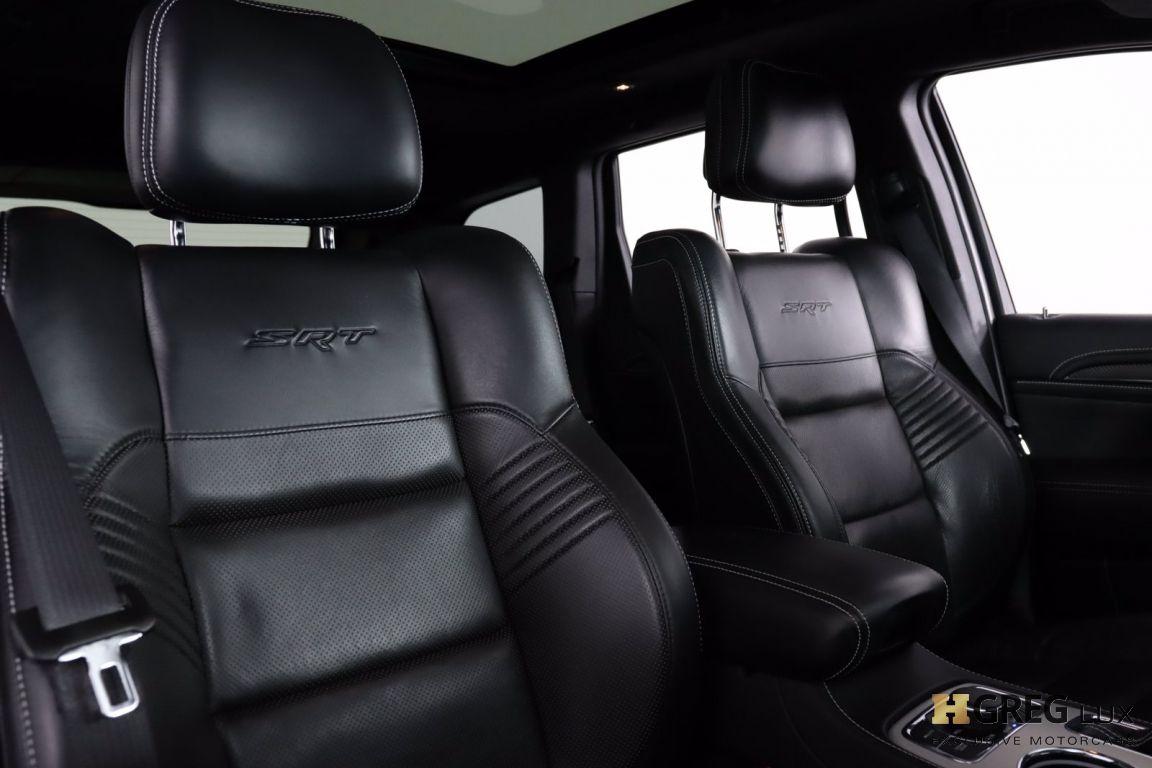 2018 Jeep Grand Cherokee SRT #39