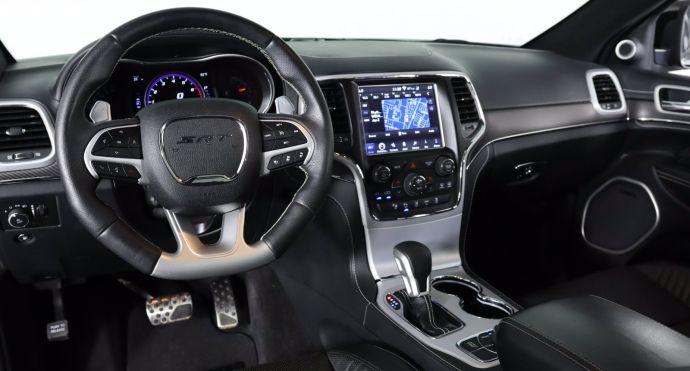 2018 Jeep Grand Cherokee SRT #1