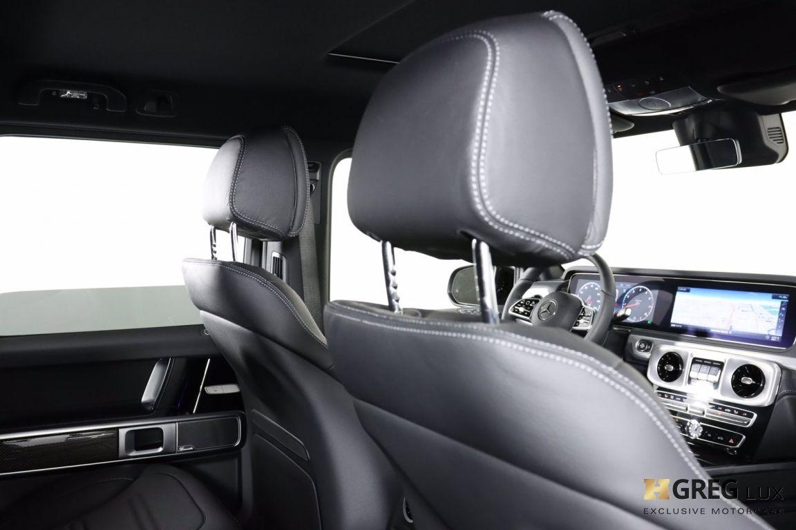 2021 Mercedes Benz G Class G 550 #60