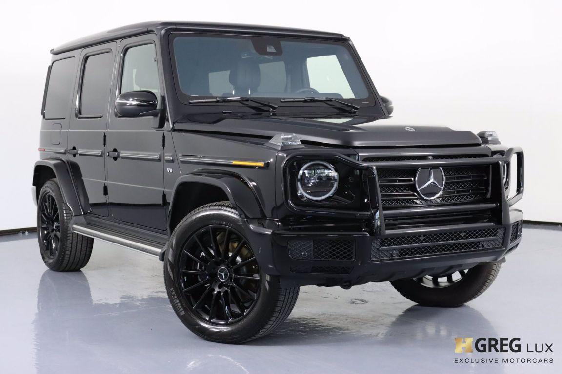 2021 Mercedes Benz G Class G 550 #0