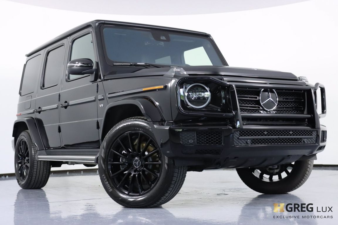2021 Mercedes Benz G Class G 550 #31
