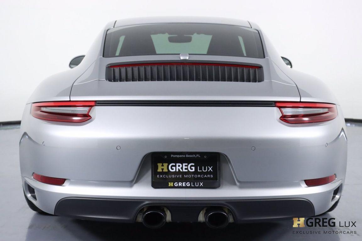2018 Porsche 911 Carrera GTS #19