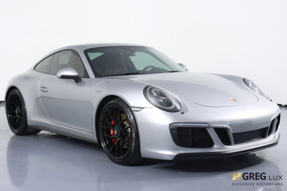 2018 Porsche 911 Carrera GTS #10