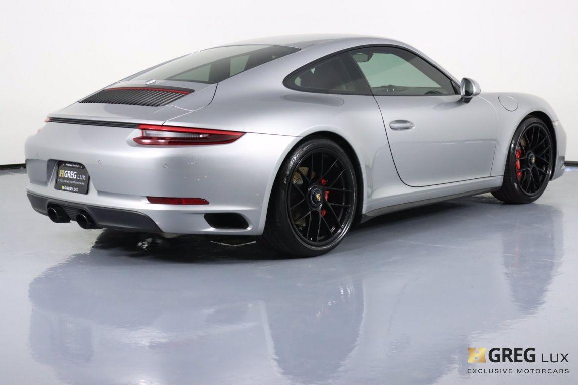 2018 Porsche 911 Carrera GTS #18