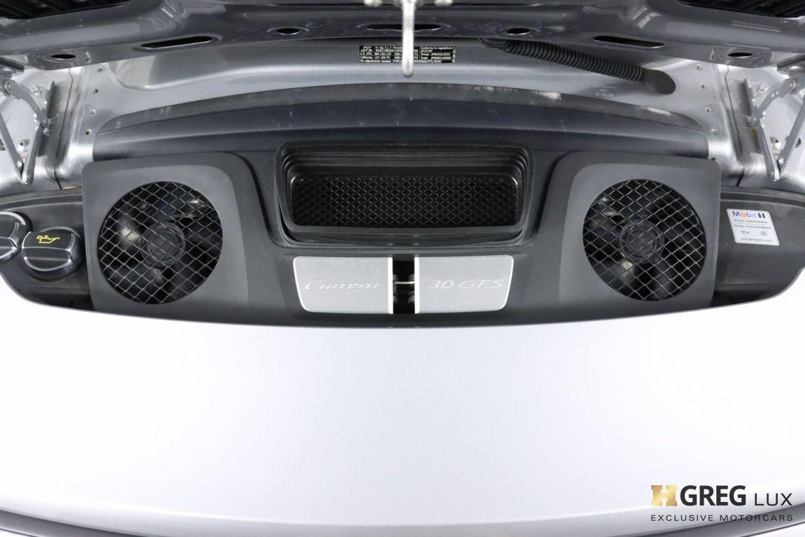 2018 Porsche 911 Carrera GTS #53