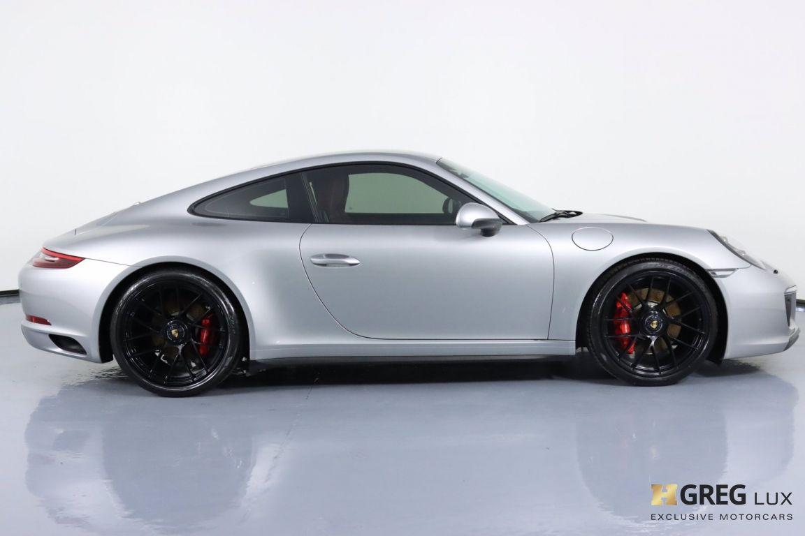 2018 Porsche 911 Carrera GTS #11