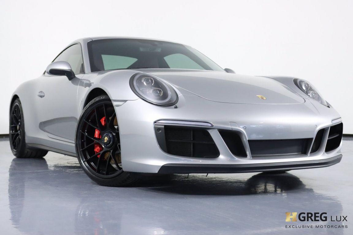 2018 Porsche 911 Carrera GTS #3