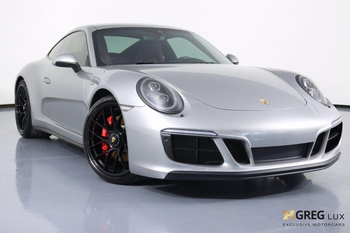 2018 Porsche 911 Carrera GTS #0