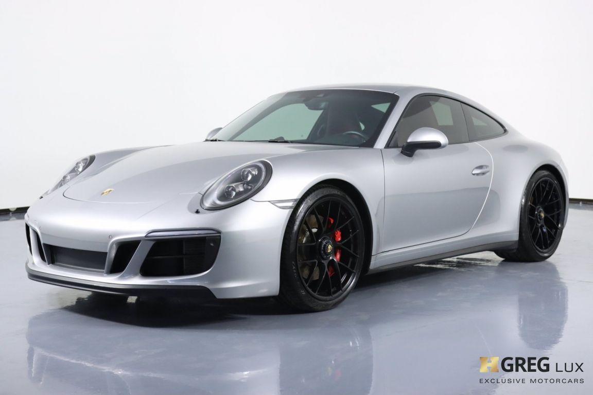 2018 Porsche 911 Carrera GTS #30