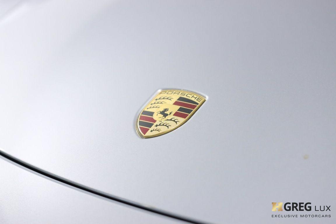 2018 Porsche 911 Carrera GTS #7