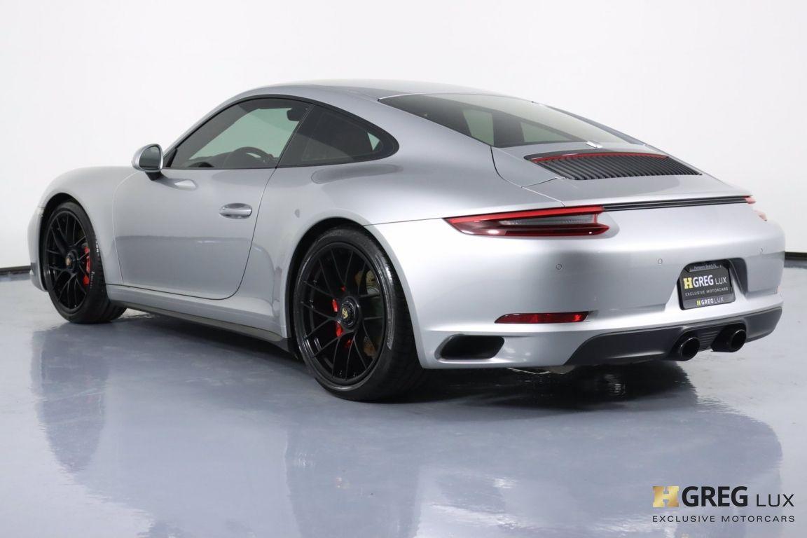 2018 Porsche 911 Carrera GTS #22