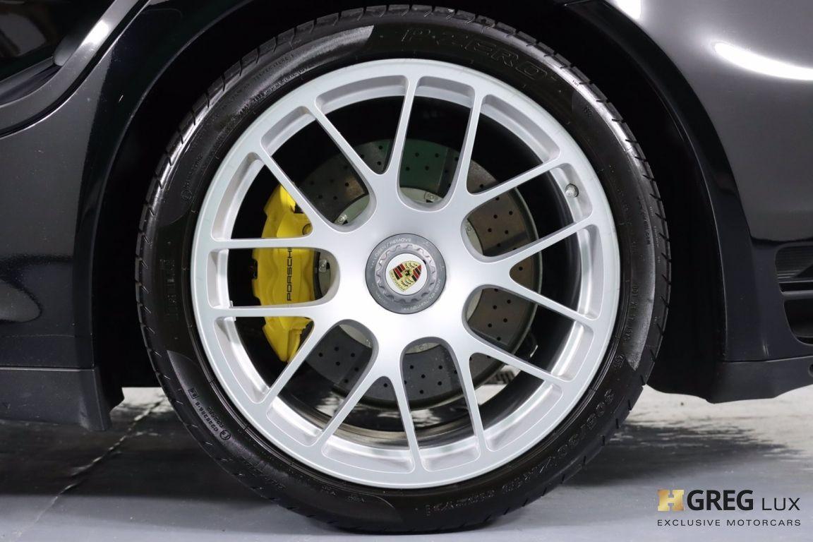 2012 Porsche 911 Turbo S #30