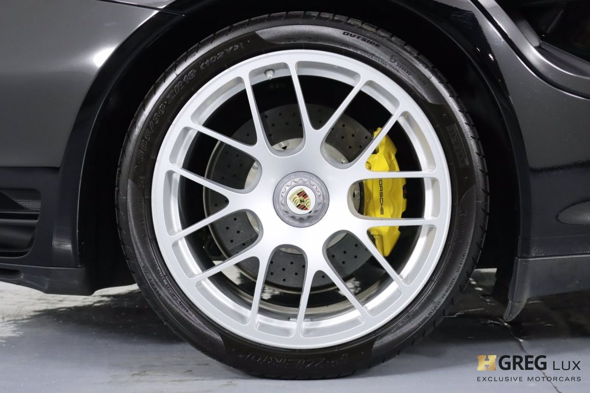 2012 Porsche 911 Turbo S #18