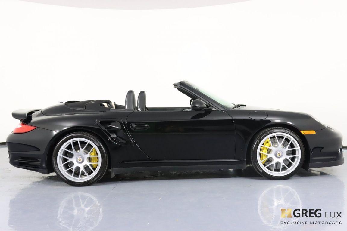 2012 Porsche 911 Turbo S #13