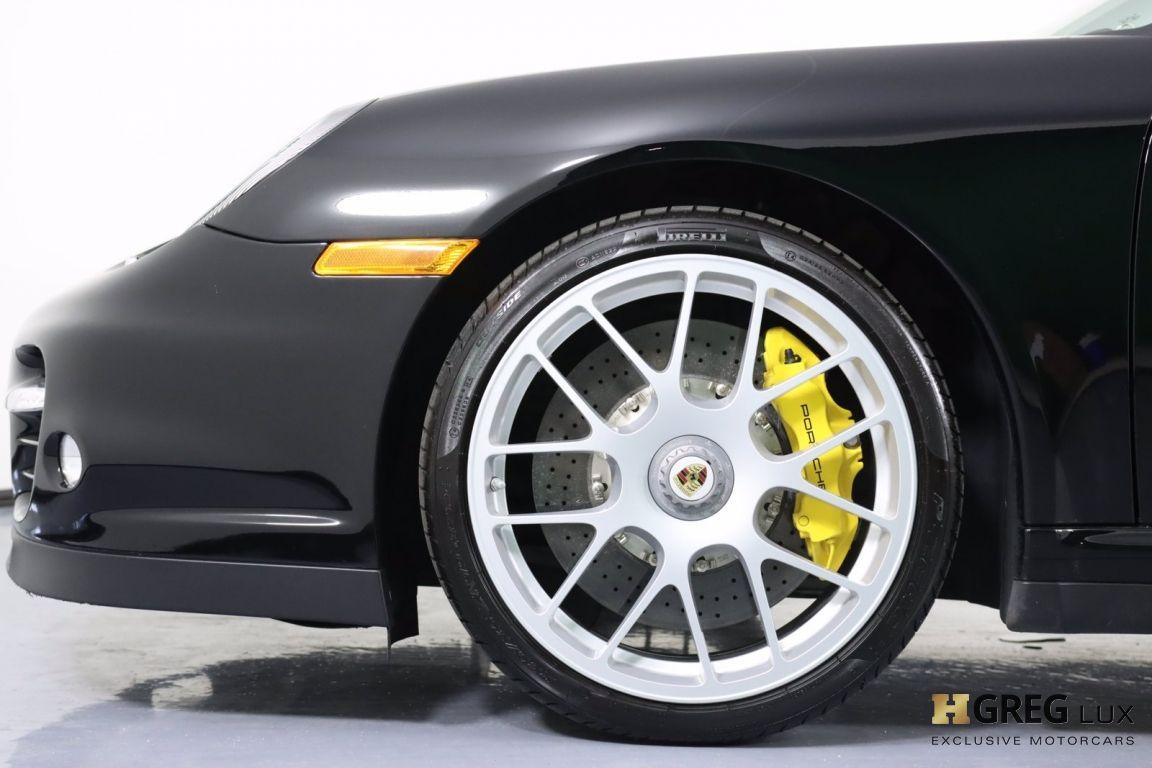 2012 Porsche 911 Turbo S #26