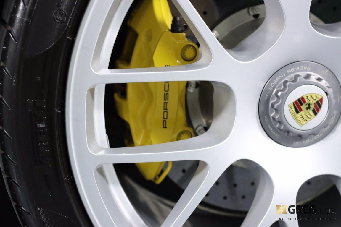 2012 Porsche 911 Turbo S #31