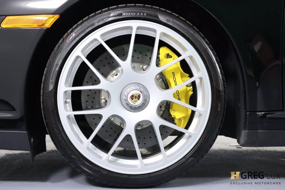 2012 Porsche 911 Turbo S #27