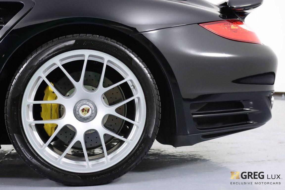 2012 Porsche 911 Turbo S #29