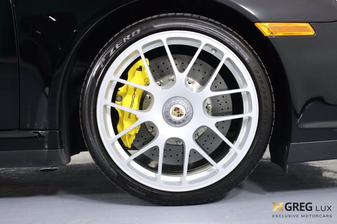2012 Porsche 911 Turbo S #15
