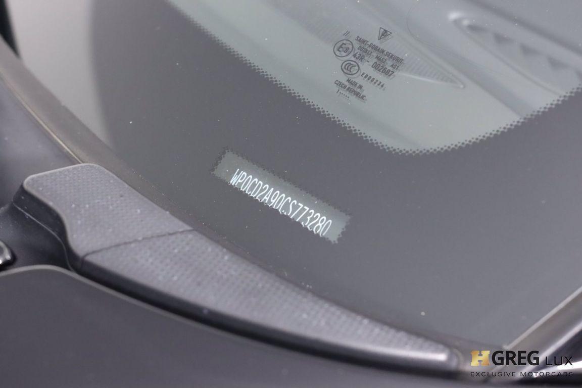 2012 Porsche 911 Turbo S #52
