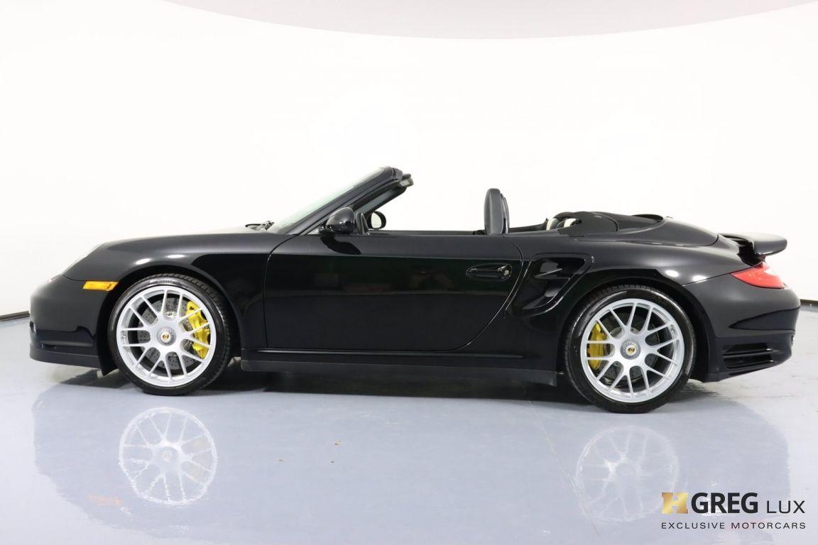 2012 Porsche 911 Turbo S #25