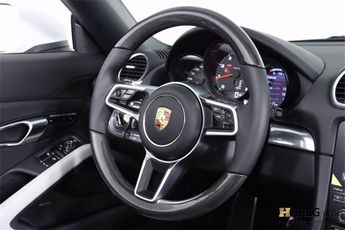 2021 Porsche 718 Boxster  #48